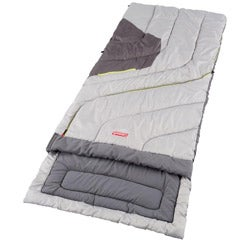 Coleman Adjustable Comfort Adult Sleeping Bag. Get Adobe Flash player