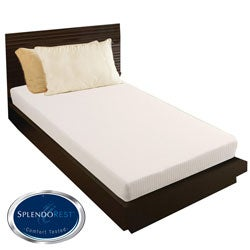 SplendoRest 6-inch Back to School Twin XL-size Mattress-in-a-Box
