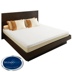 SplendoRest Isotonic 10-inch Twin-size Memory Foam Mattress-in-a-box