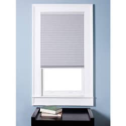 Honeycomb Cell Blackout White Cordless Cellular Shades (33.5 x 60)