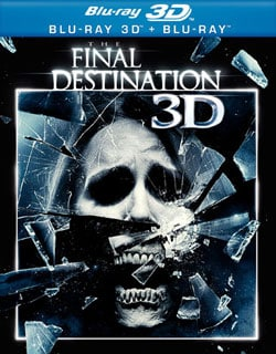 The Final Destination: 3D (Blu-ray Disc)