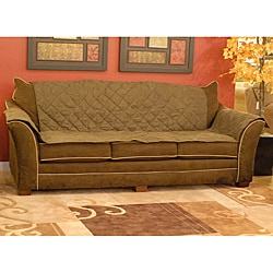 Microsuede Couch Furniture Cover