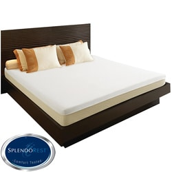 SplendoRest Avena 10-inch Full-size Memory Foam Mattress-in-a-Box