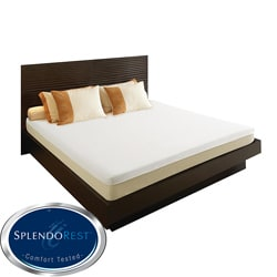 SplendoRest Isotonic 10-inch Full-size Memory Foam Mattress-in-a-Box
