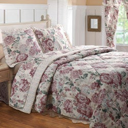 Emily 4-piece Full-size Comforter Set
