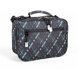 J World Preppy Green Cody Lunch Tote