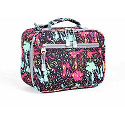 J World Tiger Pink Cody Lunch Tote