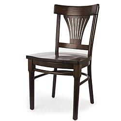 Emerald Beechwood Side Chairs (Set of 2)