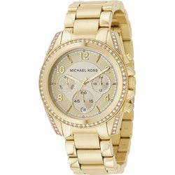 Michael Kors Women's Chronograph Watch