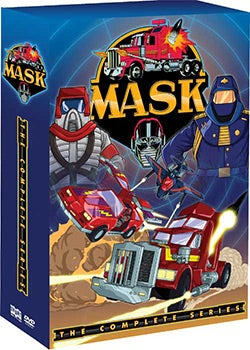 M.A.S.K. The Complete Series (DVD)