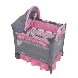 Graco Travel Lite Crib in Ally