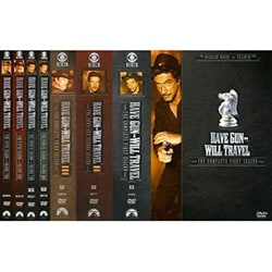Have Gun Will Travel: Seasons 1-5 (DVD)