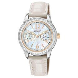 Citizen Women's 'Silhoutte Crystal' Eco-Drive Watch