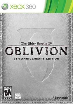 Xbox 360 - Oblivion 5th Anniversary Edition
