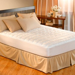 Premium Protection Pillow Top Twin-sized Mattress Pad