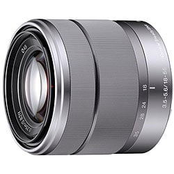 Sony SEL1855 18-55MM F3.5-5.6 OSS E Lens for Nex Cameras (New in Non-Retail Packaging)