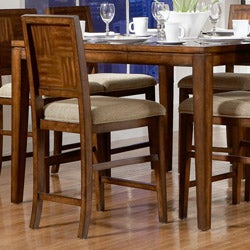 Liam 24-inches Counter Height Stools (Set of 2)