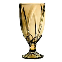 Noritake Breeze Amber 16-ounce Iced Tea Goblets (Set of 4)