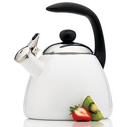 Farberware Bella White 2.5-quart Tea Kettle