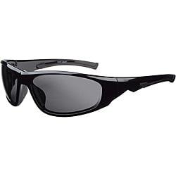 Tour de France Unisex 'Jasper' Black Sport Sunglasses