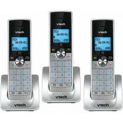 Vtech LS6305 DECT 6.0 CID Cordless Handset (Pack of 3)