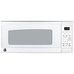 GE Spacemaker II JEM25DMWW 1-cu-ft Countertop Microwave Oven