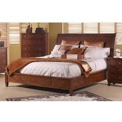 Somerton Runway California King Sleigh Bed