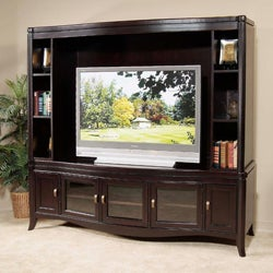 Somerton Signature Entertainment Center Wall Unit