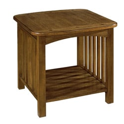 Somerton Craftsman End Table