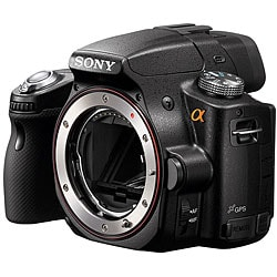 Sony Alpha 55V 16.2MP DSLR Camera