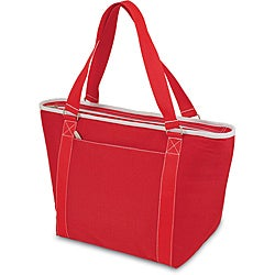 Picnic Time Topanga Red Large Insulated Shoulder Tote (Set of 2)