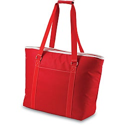 Picnic Time Tahoe Red Extra Large Insulated Shoulder Tote (Set of 2)