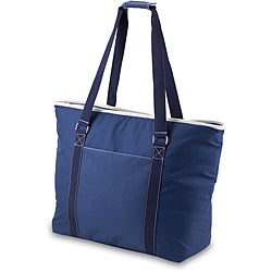 Picnic Time Tahoe Navy Extra Large Insulated Shoulder Tote (Set of 2)
