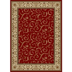 Amalfi Scroll Area Rug (9'10 x 12'10)