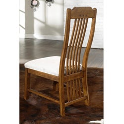 Somerton Craftsman Dining Side Chairs (Set of 2)