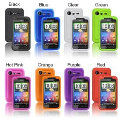 Luxmo HTC Incredible 2/ 6350 Silicone Protector Case