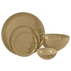 Tango Bamboo Fern 14-piece Dinnerware Set