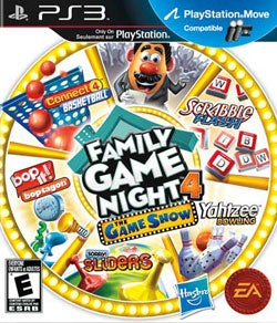 PS3 - Hasbro Family Game Night 4