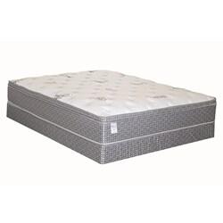 Perfect Night Euro Pillowtop Full-size Mattress Set
