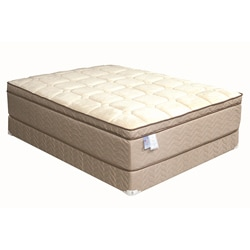Plush Care Premium Luxury Cal King-size Mattress Set