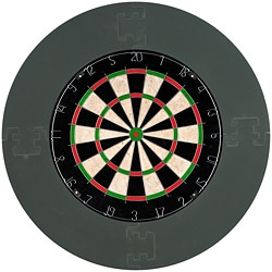 Round Rubber Foam Dartboard Protection