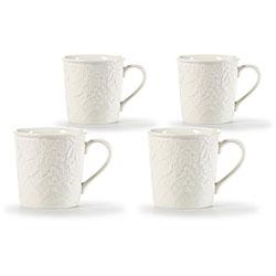 Mikasa English Countryside Mugs (Set of 4)