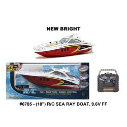 New Bright 28-inch Sea Ray Remote Control Boat