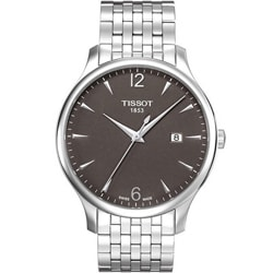 Tissot Men's T063.610.11.067.00 Tradition Bracelet Watch