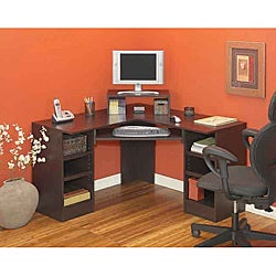 akadaHome Home Office Corner Computer Desk