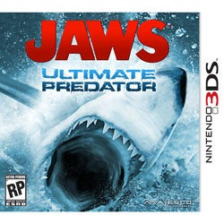 NinDS 3DS - Jaws: Ultimate Predator - By Majesco