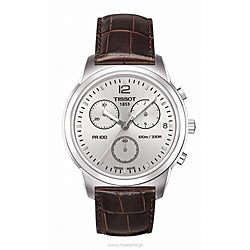 Tissot Men's Leather Strap Watch
