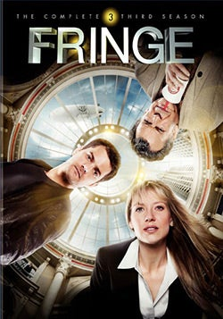 Fringe: The Complete Third Season (DVD)