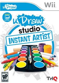 Wii - uDraw Studio: Instant Artist - THQ