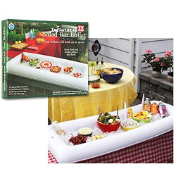 Inflatable Portable Buffet and Salad Bar Drink Cooler